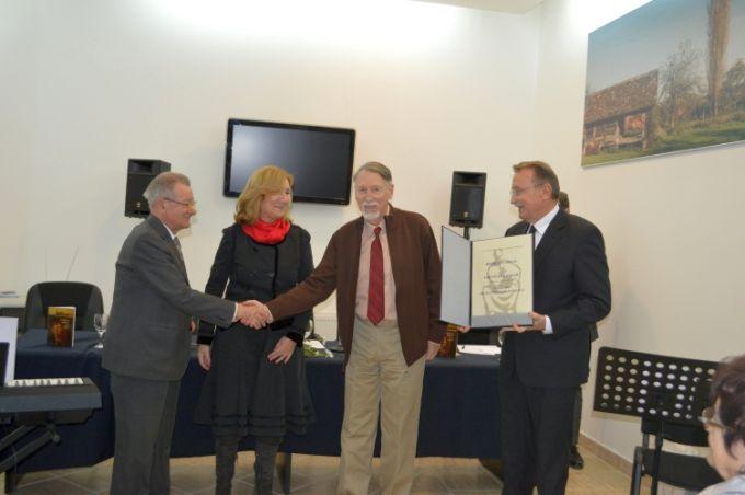 Borbenu Vladoviću pjesnička nagrade iz Fonda Dragutina Tadijanovića, Zaklade Hrvatske akademije znanosti i umjetnosti