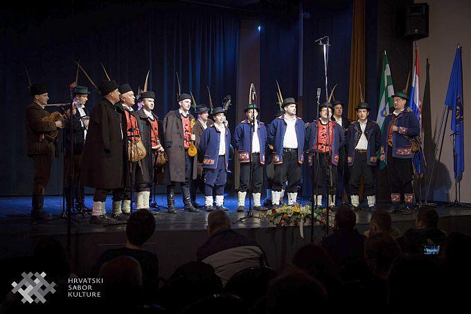 Veliko priznanje i osvojena 2. nagrada za Tamburaški sastav KUD-a Lovor iz Trnjana