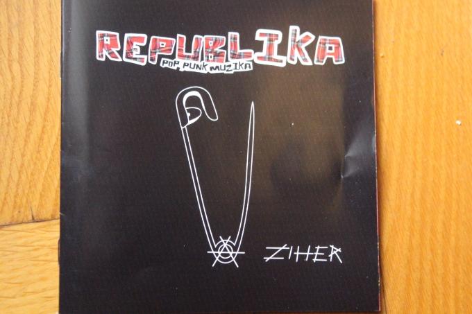 """Republika ima """"Ziher"""" album,u izdanju Croatia Recordsa"""