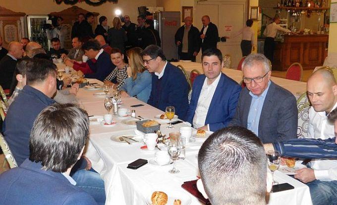 Svi saborski zastupnici SDP-a u Novoj Gradiški, Bernardić će se naći s predsjednicima općinskih i županijskih organizacija Brodsko- posavske županije
