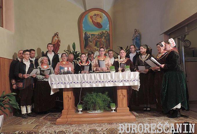 U Zadubravlju radosni ugođaj uz adventske i božićne pjesme