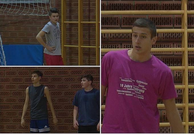 Mladi Brođani, Rašić, Blažević i Gašpar u reprezentaciji Hrvatske