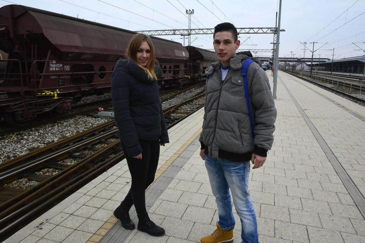 Mladi Brođani Ponos Hrvatske, LEONARDA NOVAKOVIĆ i DOMAGOJ KERETA