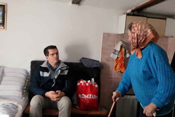 Baka koja je provela u zatvoru četiri dana zbog duga za odvoz smeća u iznosu od 84 kune