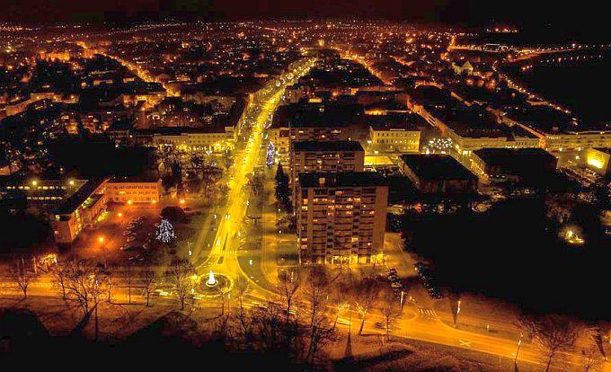 """Slavonski Brod """"iz drugačijeg ugla"""" na fotografiji Bojana Kralja"""