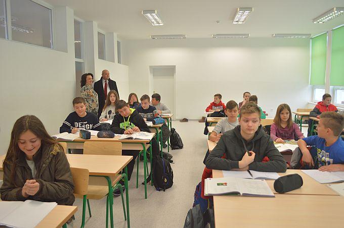 Školsko zvono konačno zazvonilo i u novoj školi u Podcrkavlju