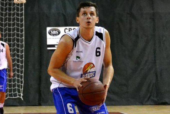 Petar Živković veliko je pojačanje Rekord Tima