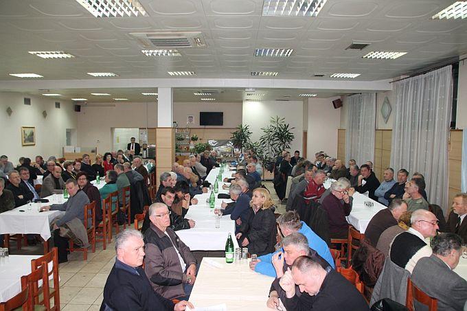 Zajednica utemeljitelja HDZ-a izabrala nove članove odbora