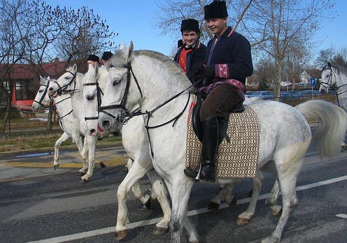 Jahači pograničnog dijela županije čuvari tradicije