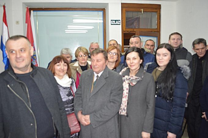 Hrvatska stranka prava je otvorenjem novog ureda u Slavonskom Brodu obilježila početak priprema za lokalne izbore