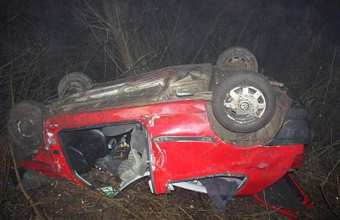 Prometna nesreća zbog neprilagođene brzine