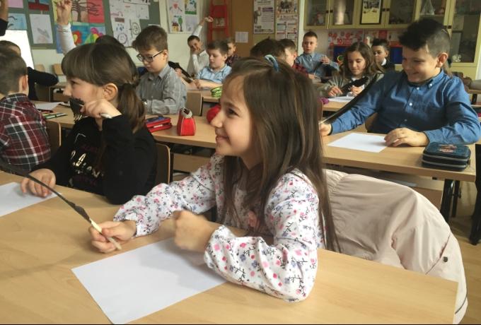 Djeca iz Brodskog Varoša Klepetanovim perima pisala pisma ljubavi