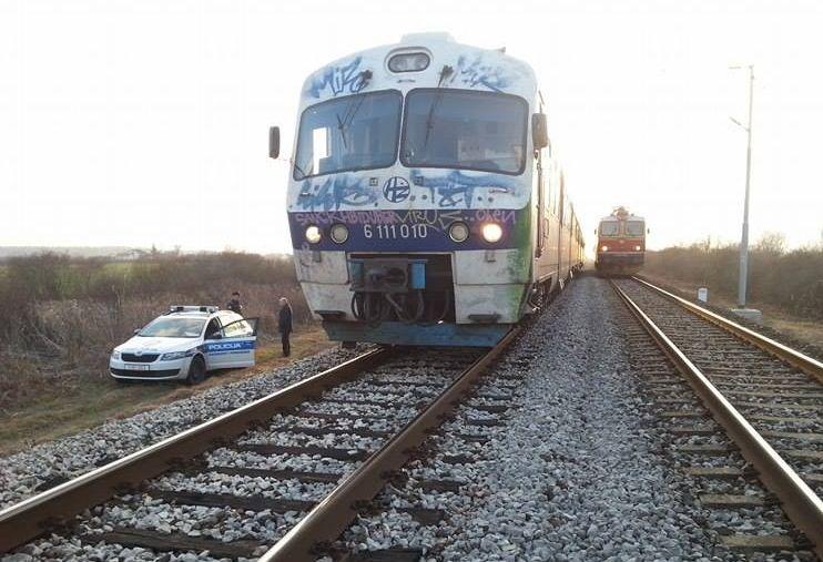 Kod Andrijevaca u naletu vlaka stradao muškarac