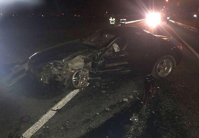 """Na """"brzoj cesti"""" teška prometna nesreća"""
