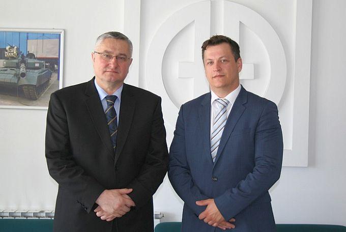 Mazal predstavio je proizvodni program grupacije Đuro Đaković i aktivnosti na tržištima zemalja Zaljeva