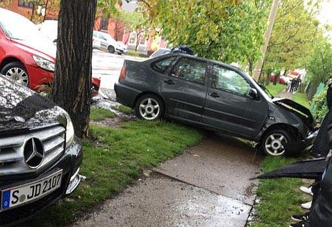 Prometna u kojoj su sudjelovala 4 automobila danas i u Bukovlju
