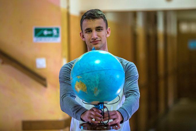 Veliki uspjeh za sve, Mihovil Penavić  član je četveročlane hrvatske ekipe na 14. svjetskoj geografskoj olimpijadi