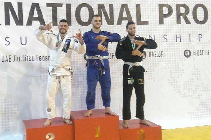 Mateo i Damir odlični u Zagrebu, održan Pro Jiu Jitsu Championship