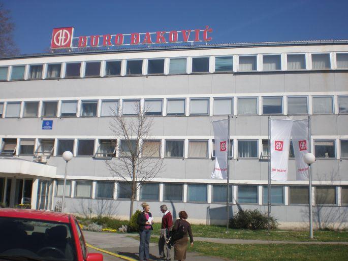 Zbog značajnih financijskih poremećaja na hrvatskom tržištu kapitala, obustavljen postupak povećanja temeljnog kapitala Đure Đaković
