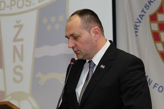 Oglasio se Dubravko Galović, predsjednik ŽNS, pozdravlja i podržava sve aktivnosti institucija koje sprječavaju i suzbijaju anomalije u nogometu