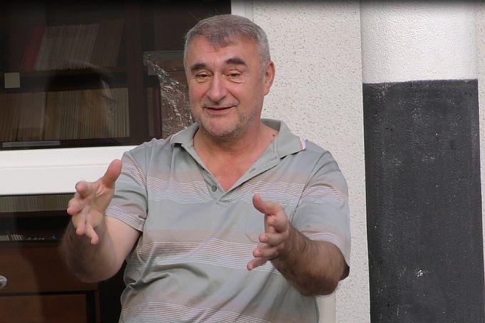 Ante Prkačin u poetskom izričaju, ali nije propustio ni zapjevati