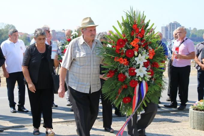 Obilježena 25. obljetnica pogibije pripadnika 105. bjelovarske brigade