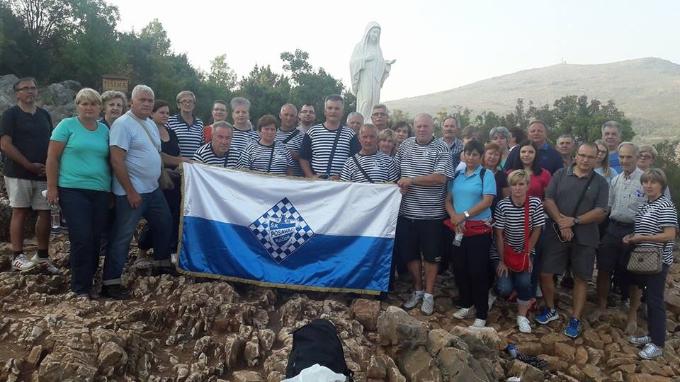 Šahisti iz Ruščice u Međugorju
