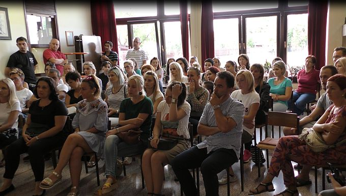 Nazočni na sastanku, roditelji djece OŠ Antuna Mihanovića, nisu za jednosmjensku nastavu pod uvjetima koje predlaže Grad