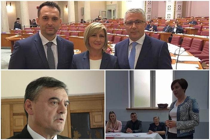 Saborski zastupnici iz naše županije nemaju niti jedan neopravdani izostanak u srpnju