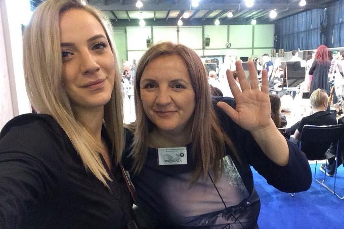 Sanda brani boje Slavonskog Broda na Svjetskom prvenstvu u Parizu