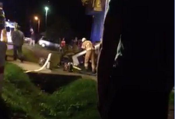 U Brodskom Stupniku teška prometna nesreća, smrtno stradao 32- godišnjak