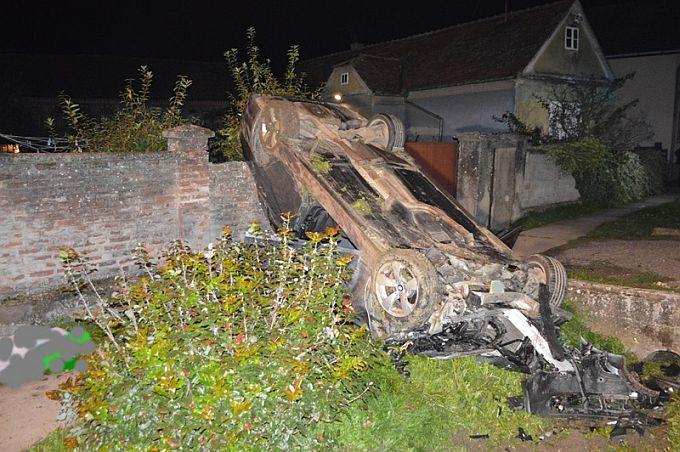 U jučerašnjoj prometnoj nesreći vozač  u Brodskom Stupniku bio pod utjecajem alkohola