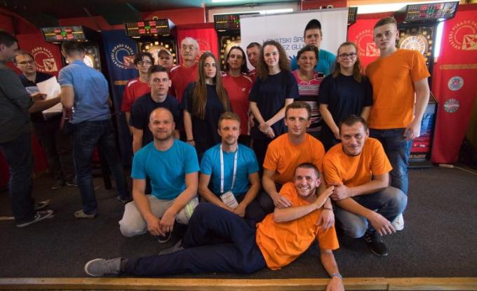 Novogradiščani odlični na Državnom prvenstvu gluhih u pikadu