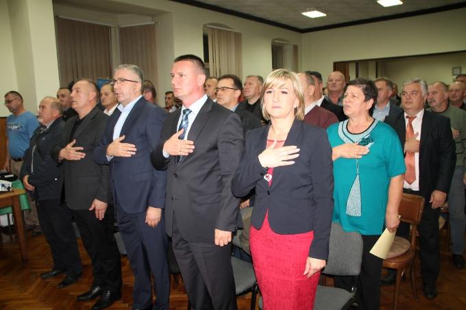 """Osnovana županijska Zajednica branitelja HDZ-a  """"Gojko Šušak"""""""