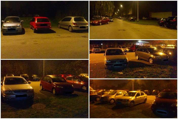 Stanovnici Hebranga muče muku s parkirnim mjestima, ali mjesta bi možda i bilo kada bi pojedinci naučili parkirati