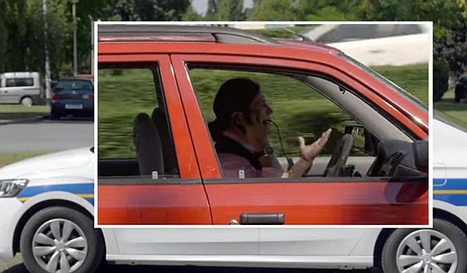 91 posto vozača koristi mobitel za vrijeme vožnje, 33 posto biciklista s mobitelom pedalira, a ni pješaci ne zaostaju dok prelaze prometnice