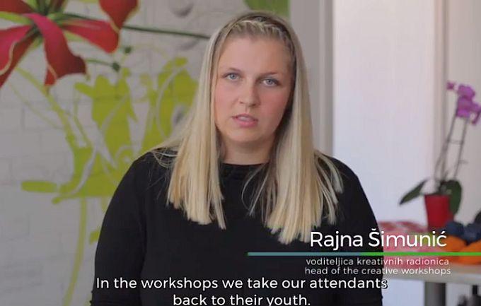 Kreativne radionice za osobe treće životne dobi i u Slavonskom Brodu