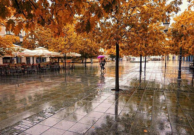 Vani je oblačno ali vremenska prognoza kaže, Slavoncima danas ne trebaju kišobrani