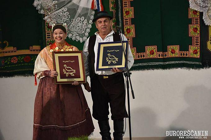 Na Smotri u Starim Perkovcima izabrani najbolji počimalj i počimalja, Ivan Janković i Matea Vinarić