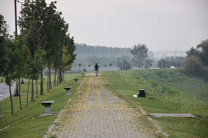 U četvrtak će u Slavoniji biti umjereno do znatno oblačno, ujutro često i maglovito, uz slab vjetar