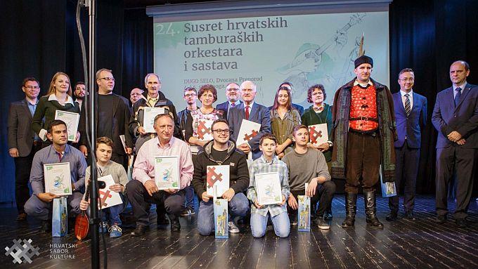 Tamburaški sastav iz Trnjana ove godine bez nagrade, ali među osam su najboljih u Hrvatskoj