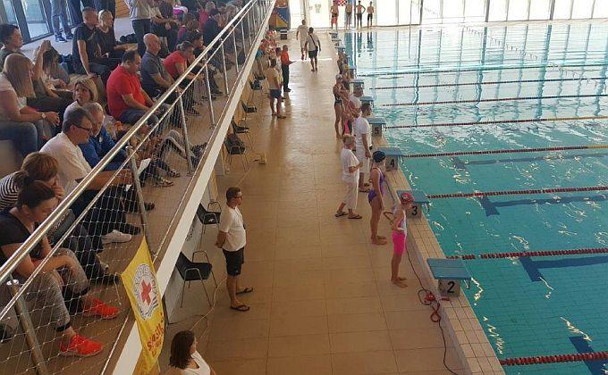 Čak 226 plivačica i plivača, iz 10 klubova, okupljeni na natjecanju pod nazivom Malena 2017.