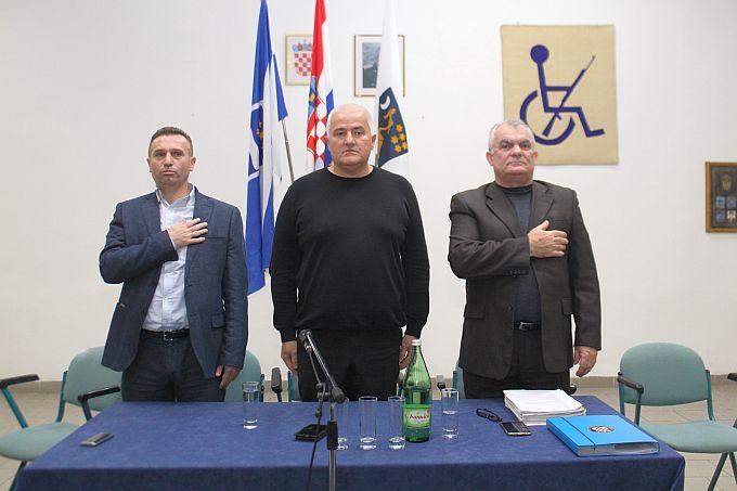 Generali HVO-a Jelić i Šiljeg u Slavonskom Brodu govorili o sudskim procesima protiv hrvatskIh branitelja u BiH
