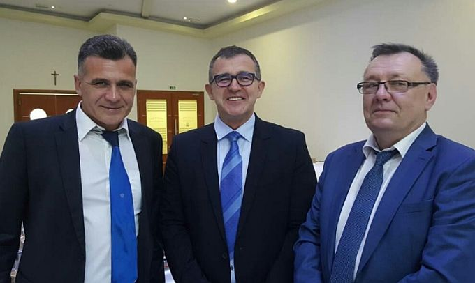 Dr. Ivo Matić izabran za predsjednika Prstena, potpredsjednici Tomislav Špiranović i Josip Jukić