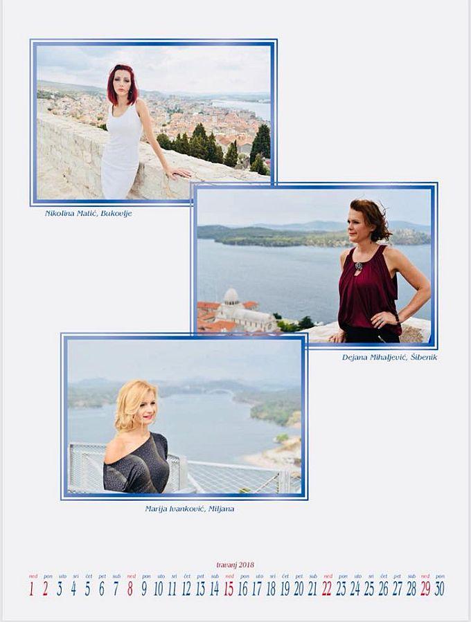 Najljepše mame pozirale za kalendar, među njima je i naša kandidatkinja Nikolina Matić iz Bukovlja