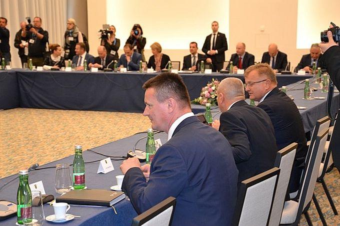 Župan Marušić na sastanku hrvatskih župana s premijerom Plenkovićem