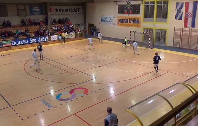 Vidimo se na tribinama,  MNK Brod u polufinalnoj kup utakmici protiv MNK Aurelia Futsal