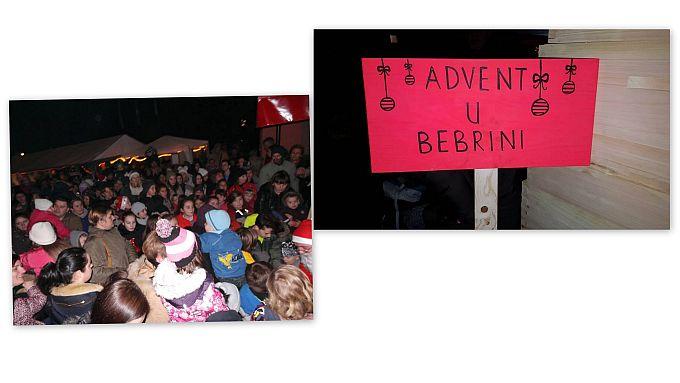 Mladi Bebrine u pripremama za još jedan adventski događaj uz poklone, bajkopričalicu, lunapark,  potragu za poklonima