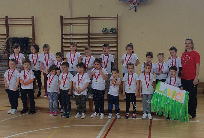 Na 1.Božićnoj olimpijadi sudjelovalo 26-ero djece