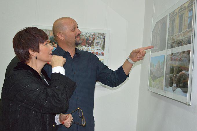 Na tradicionalnoj izložbi, novinari županije na 84 fotografije zaokružili događaje koji su obilježili 2017. godinu